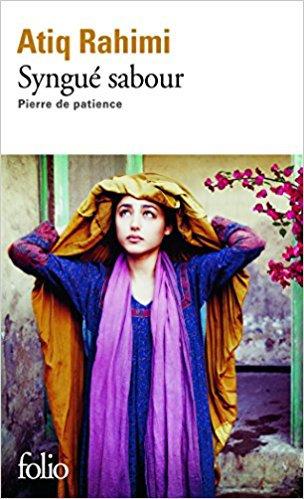 Syngué sabour : Pierre de patience (poche)
