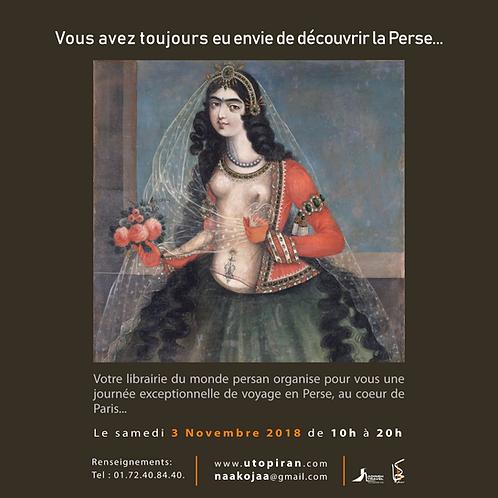 Un voyage en Perse au coeur de Paris