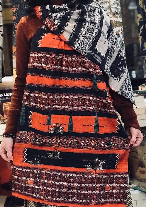Châle foulard Ashayer