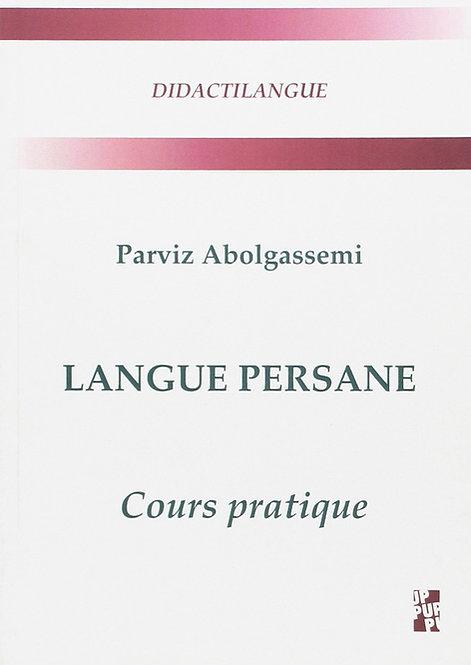 Langue persanne : cours pratique