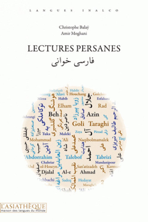 Lectures persanes : Edition blinigue (1CD audio MP3)