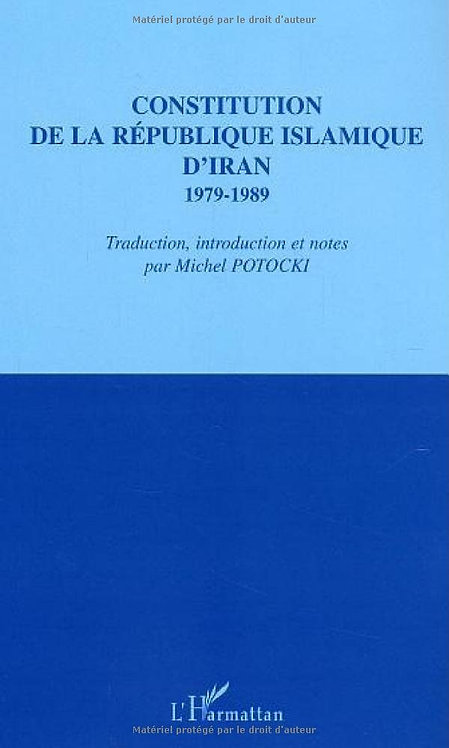 Constitution de la République islamique d'Iran