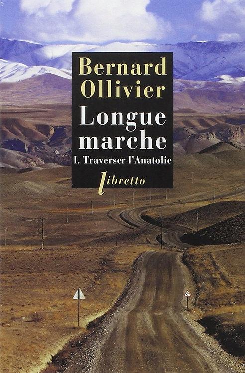 Longue marche à pied de la Méditerranée jusqu'en Chine par la route de la soie :