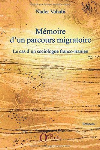 Mémoire d'un parcours migratoire