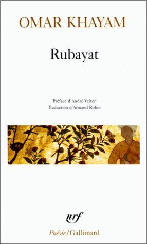 Rubayat Omar Khayyam