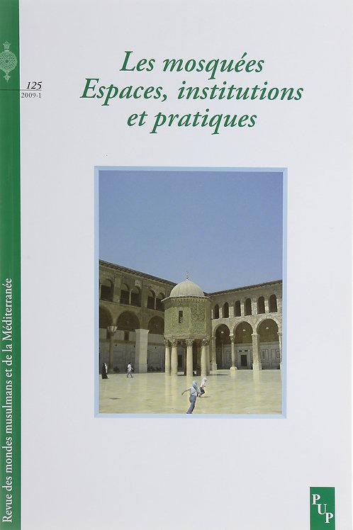 Les mosquées : espaces, institutions et pratiques