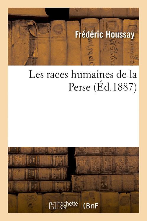 Les races humaines de la Perse