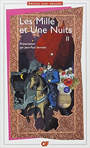 Les Mille et une Nuits-2 (poche)