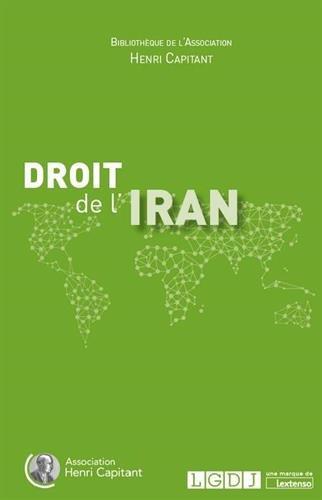 Droit de l'Iran