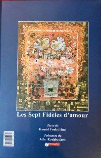 Les sept fidèles d'amour bilingue Persan Français