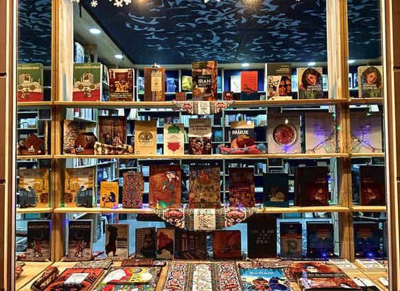Librairie du monde Persan