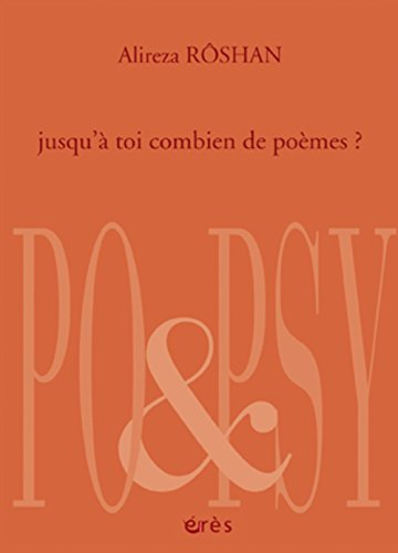 Jusqu'à toi combien de poèmes ?