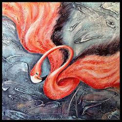 Flamingo - Sold