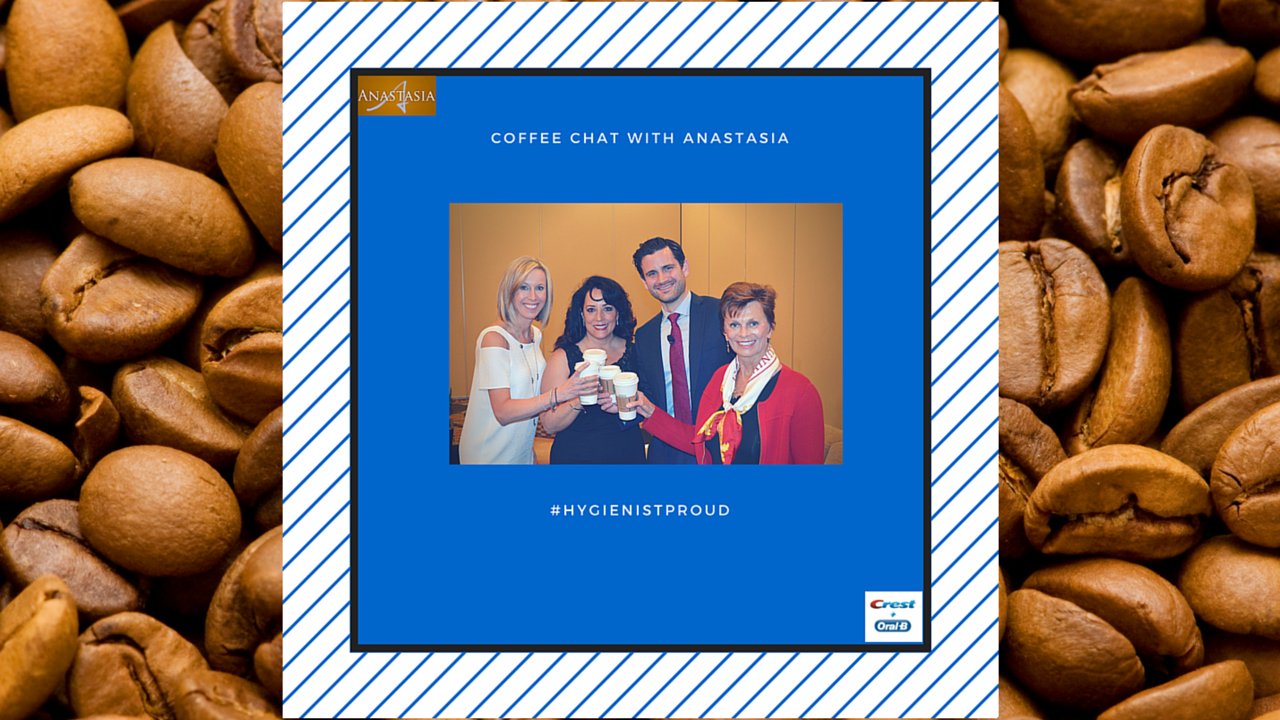Coffee Chat with Anastasia