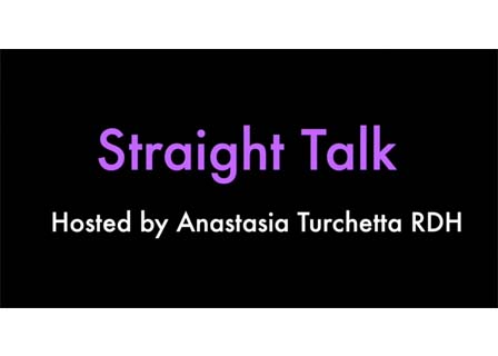 Straight Talk: One Minute Flossing