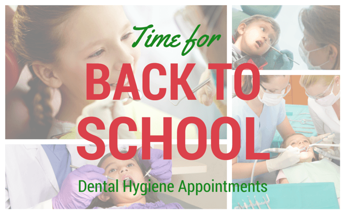 Back To School & Kids' Dental Visit