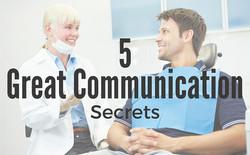 5 Great Communication Secrets Safco Image for Blog