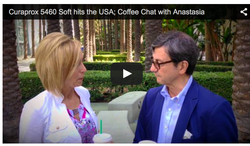 Curaprox Coffee Chat with Anastasia