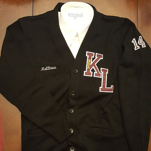 Kappa League Cardigan Sweater