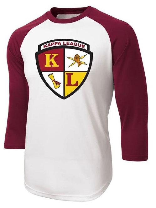 Kappa League Baseball Tee