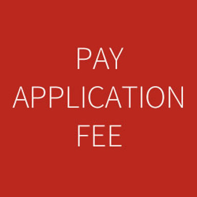 Membership Application Fee