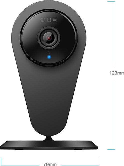 Iermu Securty Camera