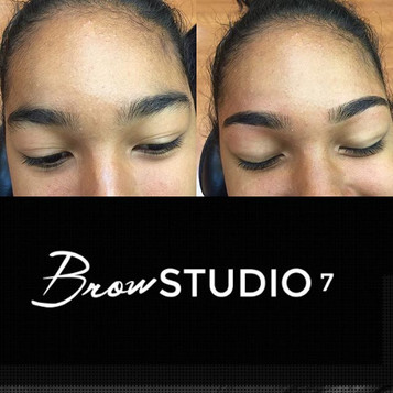 👀 Look at this beautiful brow transform