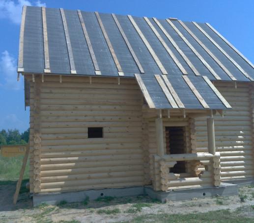 Проект дома DD-123,6