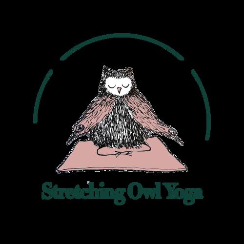 Stretching Owl Yoga