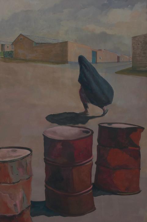 Hamid Pourbahrami | Oil