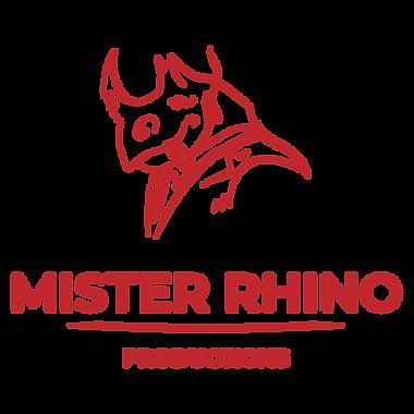 Mister Rhino Productions - Logo Variatio