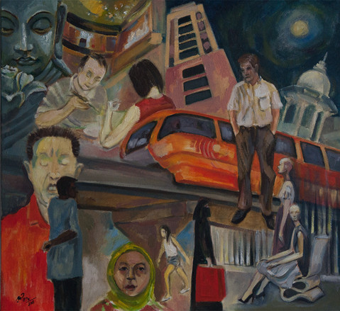Hamid Pourbahrami   In Exile