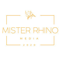 Mister Rhino Media - Logo Variations 1-B