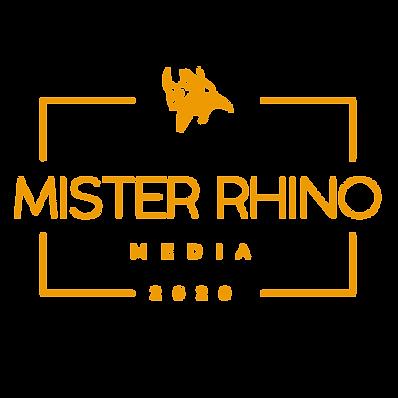 Mister Rhino Media - Logo Variations 1-B