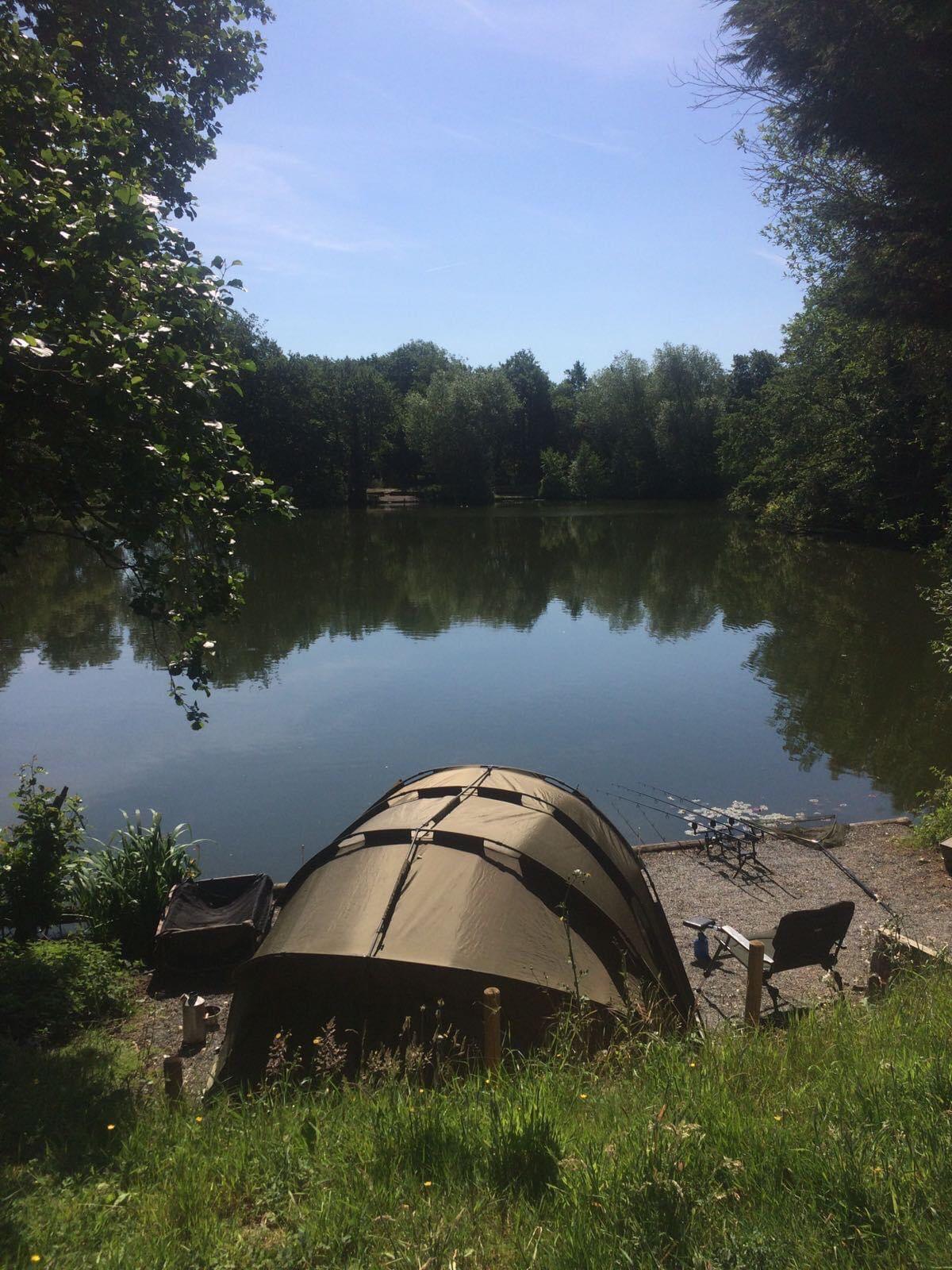 Main Lake Single Peg
