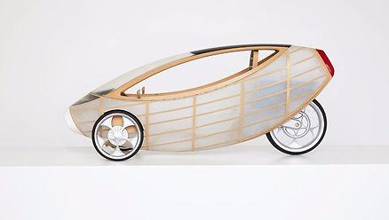 Orenda Vehicle Mobility Design | Dystil Miles Keller
