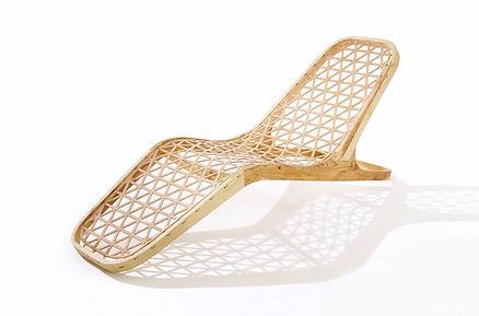 Kona Lounge Chair Design | Dystil Miles Keller