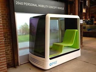 IWB Mobility Design | Dystil Miles Keller
