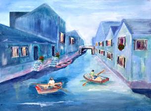 Venice Blue Renew