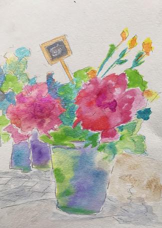 Flower Pails