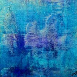 Blue Haze - Sold