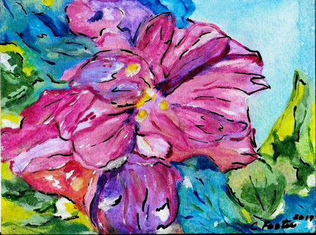 Touch of Boho - Sold