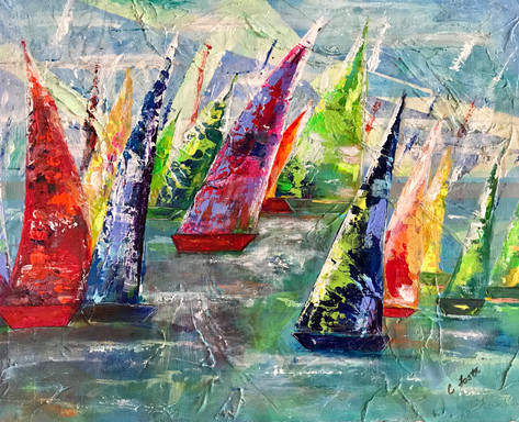 Regatta  - Sold