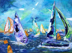 Sail Date - Sold