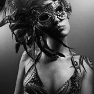 Femme masquée