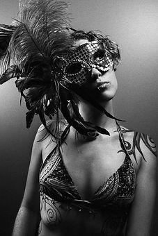 Masked Girl