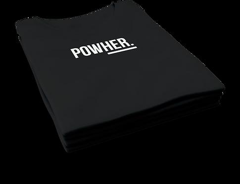 POWHER T-SHIRT