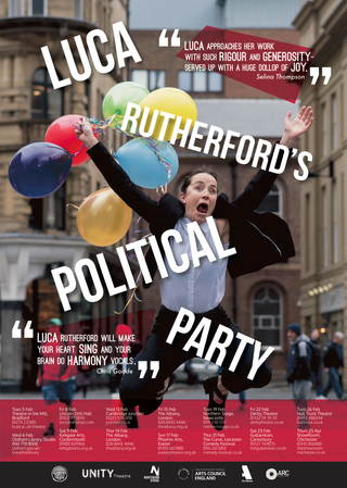 Luca Rutherford's Political Party