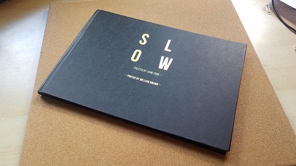 S L O W  Photobook/CD