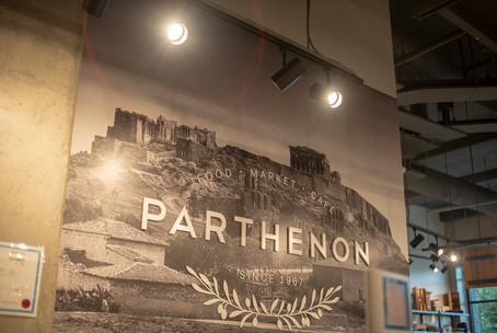 Parthenon on Broadway